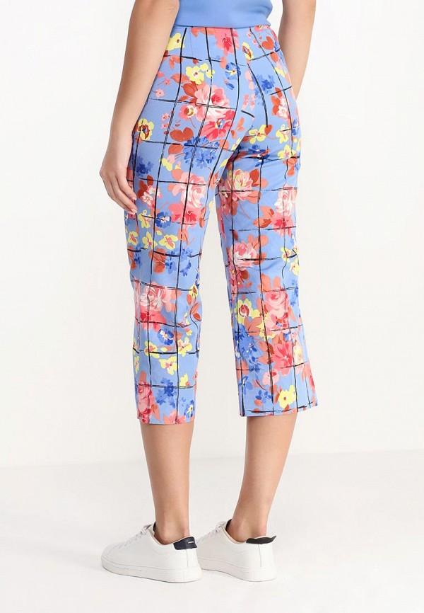 Фото 4 - женские брюки Liu Jo разноцветного цвета