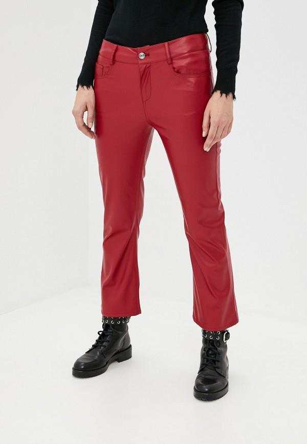 женские брюки liu jo, красные