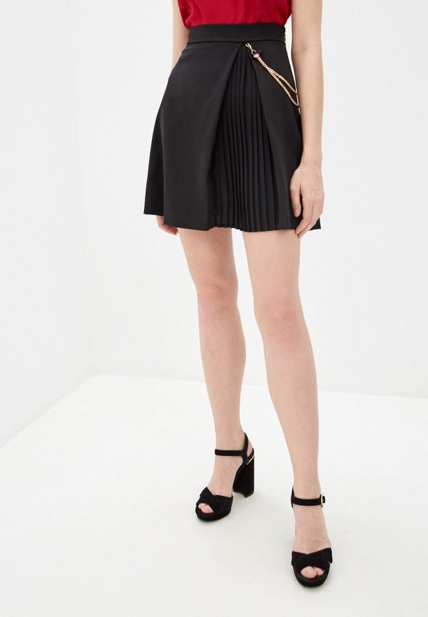 женская юбка liu jo, черная