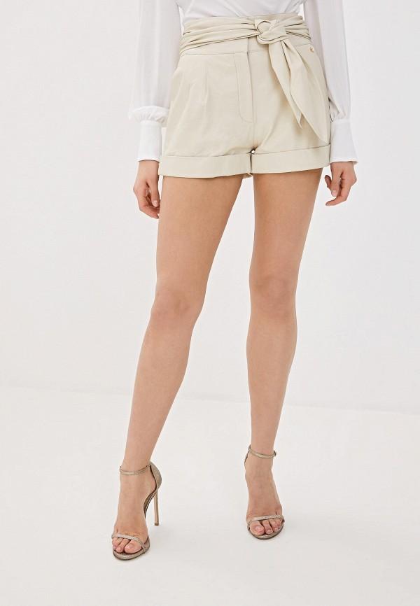 женские повседневные шорты liu jo, белые