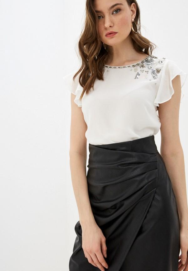 женская блузка liu jo, белая