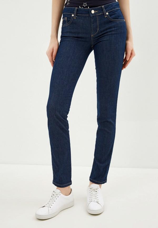 женские джинсы liu jo, синие