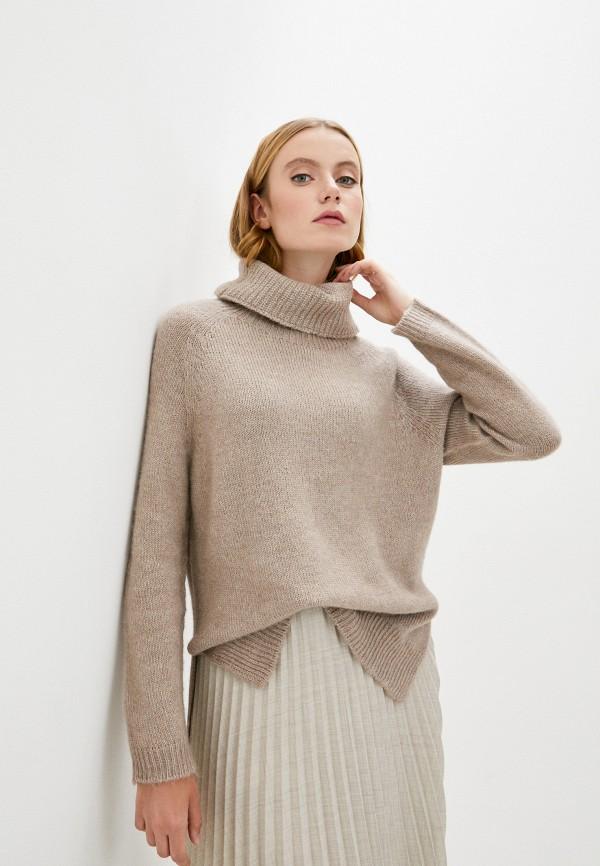 женский свитер liu jo, бежевый