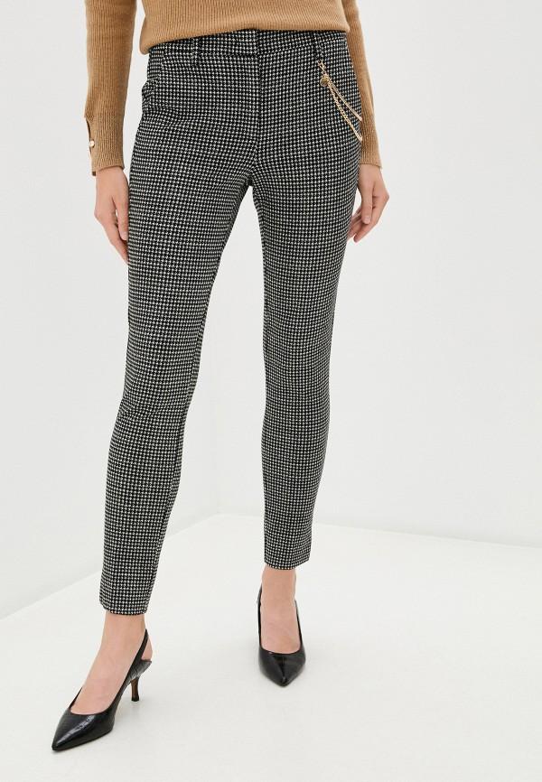 женские повседневные брюки liu jo, серые