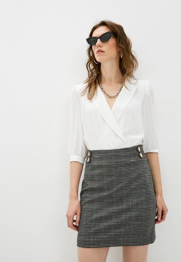 женское повседневные платье liu jo, белое