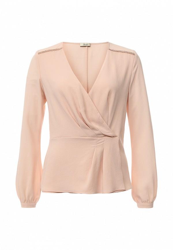 Блуза Liu Jo Liu Jo LI687EWOTC37 блуза liu jo liu jo li687ewbspk9