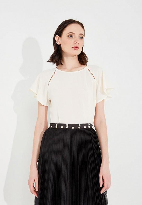 Купить Блуза Liu Jo, li687ewzhi86, белый, Весна-лето 2018