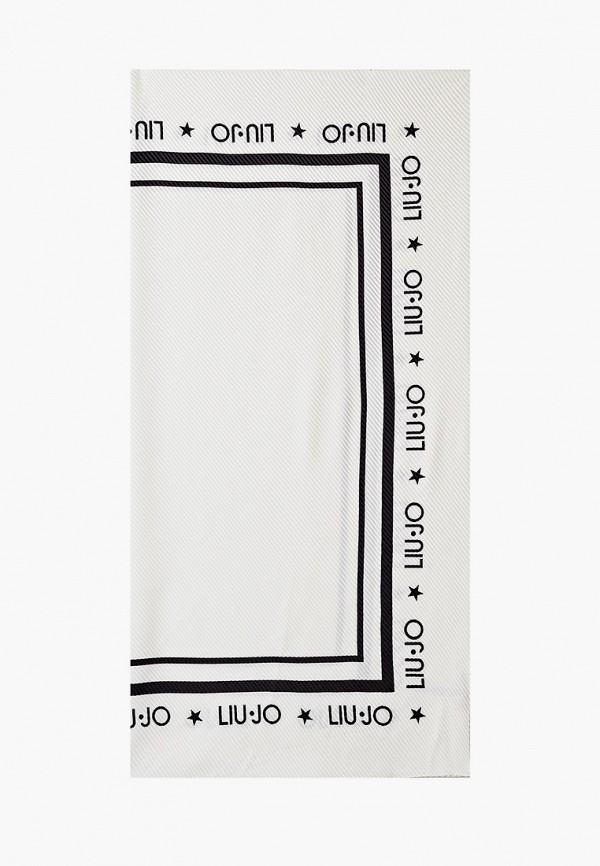 женский платок liu jo, белый