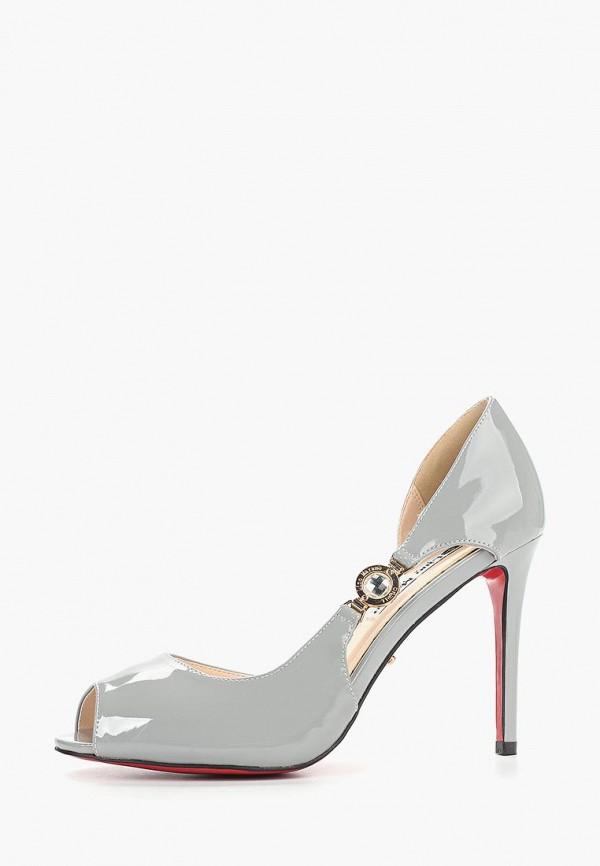 женские туфли lino marano, серые