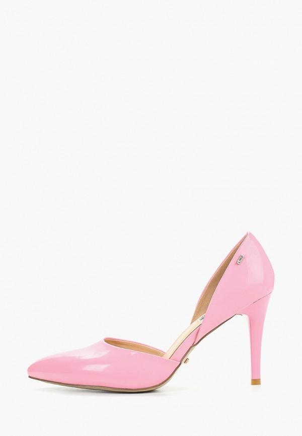 Туфли с открытой стопой Lino Marano