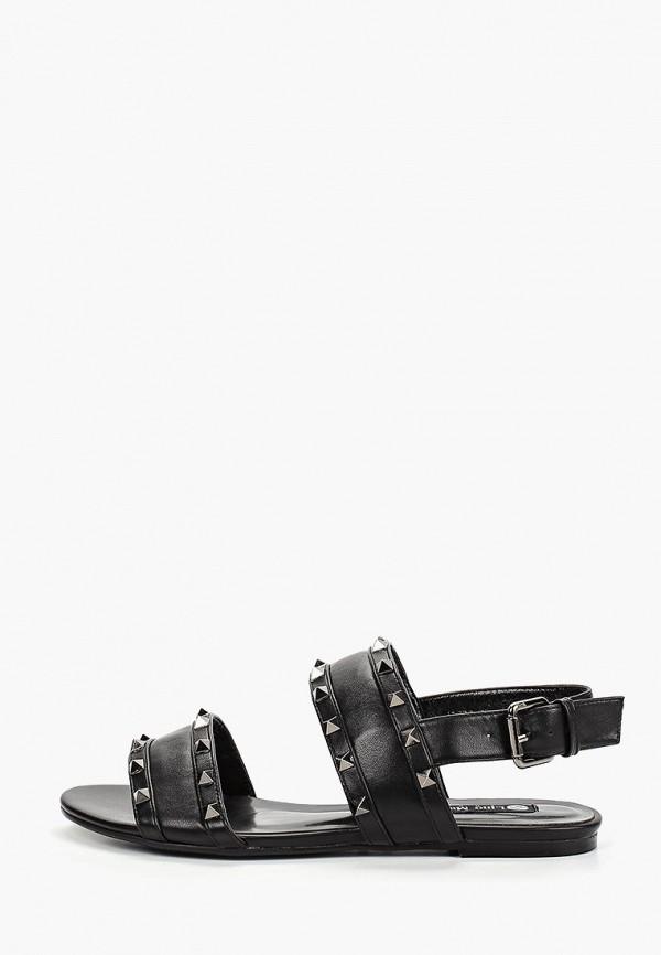 женские сандалии lino marano, черные