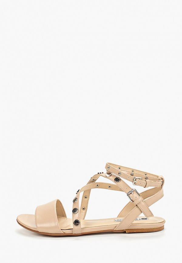 женские сандалии lino marano, бежевые