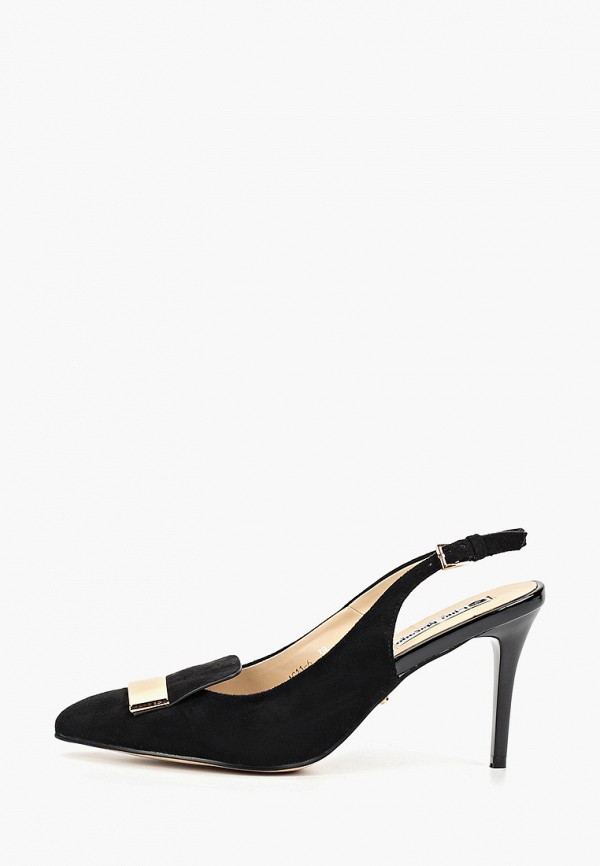 женские туфли lino marano, черные