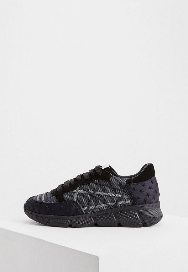 мужские кроссовки l4k3, черные