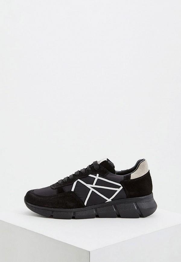 мужские низкие кроссовки l4k3, черные