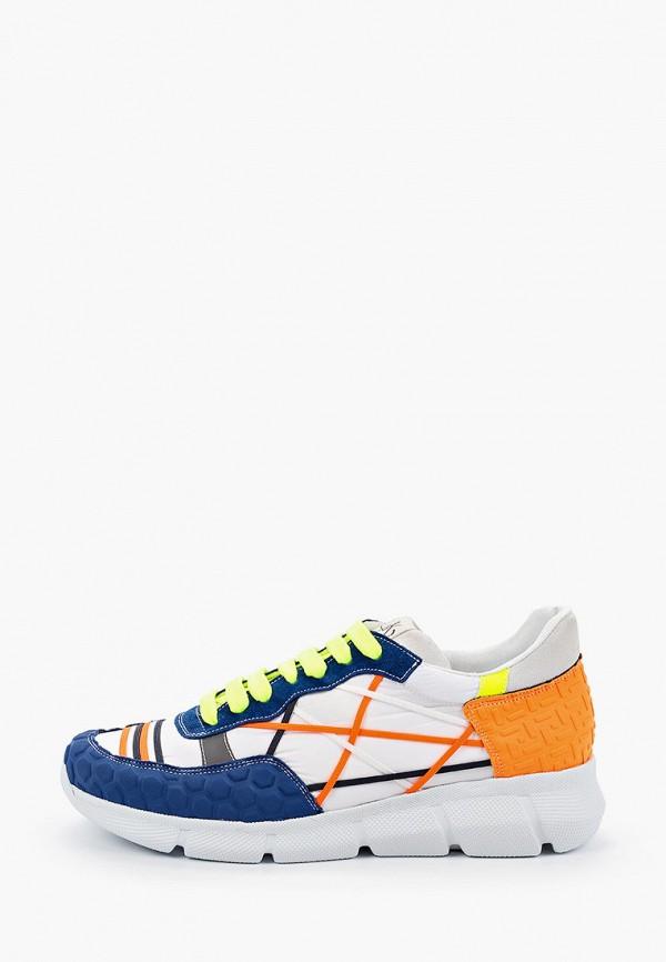 мужские кроссовки l4k3, разноцветные
