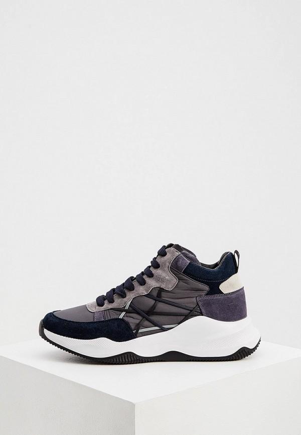 мужские кроссовки l4k3, синие