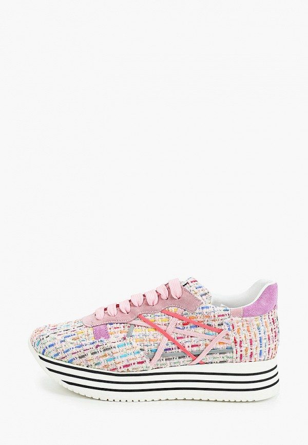 женские кроссовки l4k3, разноцветные