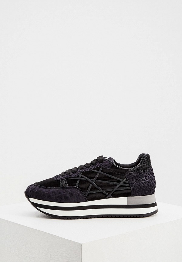 женские кроссовки l4k3, черные
