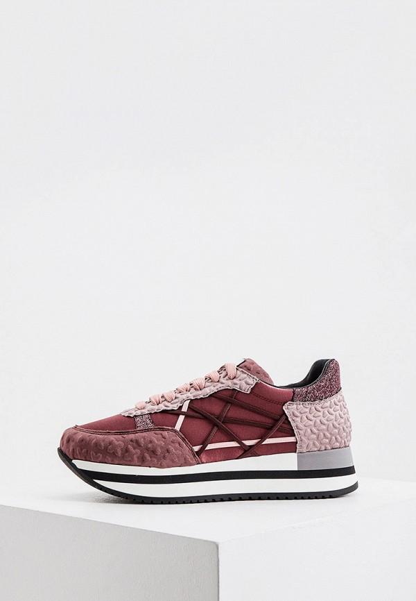 женские кроссовки l4k3, розовые