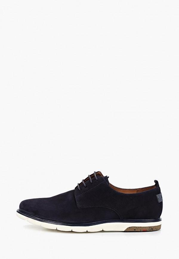 мужские туфли lloyd, синие