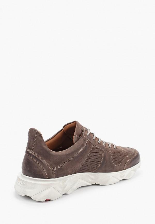 Фото 3 - мужские кроссовки Lloyd коричневого цвета
