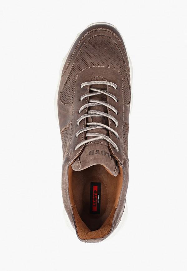Фото 4 - мужские кроссовки Lloyd коричневого цвета