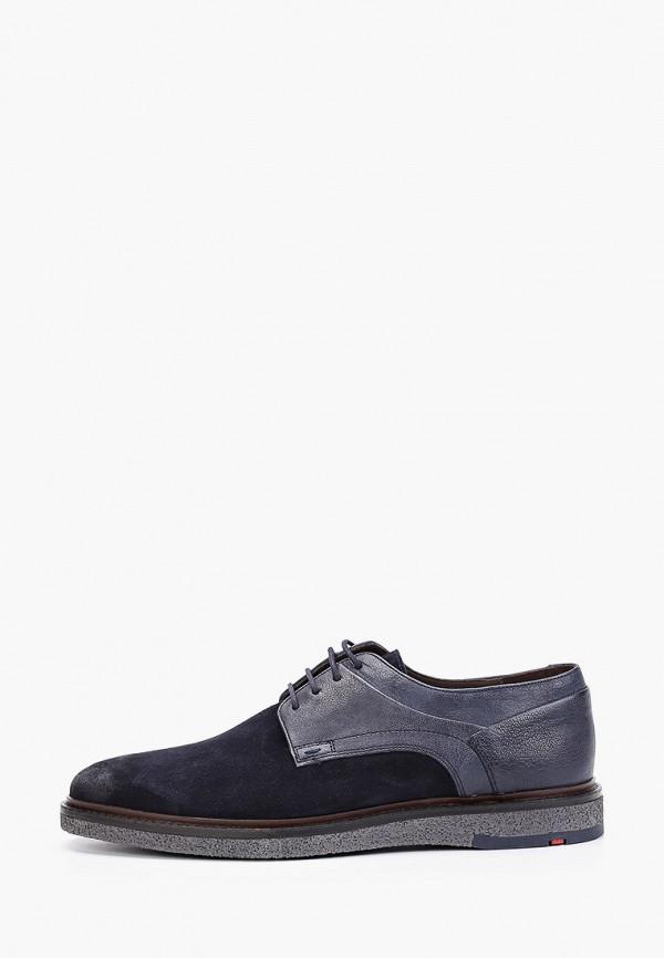 мужские ботинки lloyd, синие