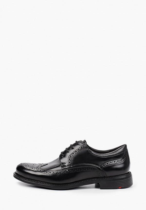 мужские туфли lloyd, черные