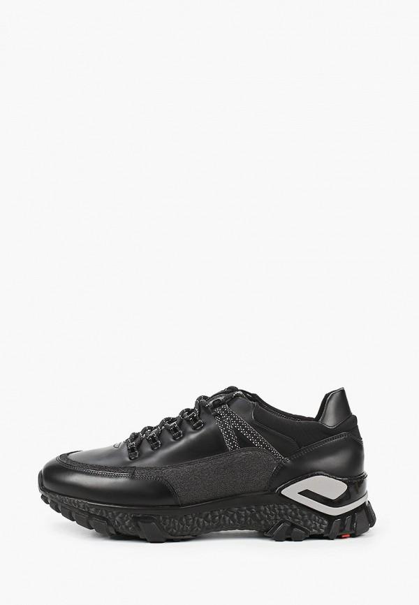 мужские кроссовки lloyd, черные