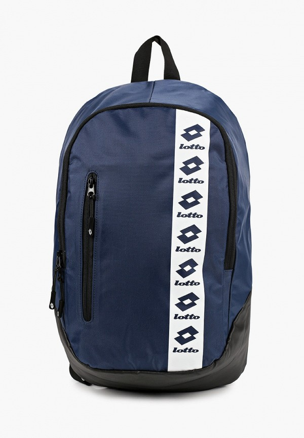 женский рюкзак lotto, синий