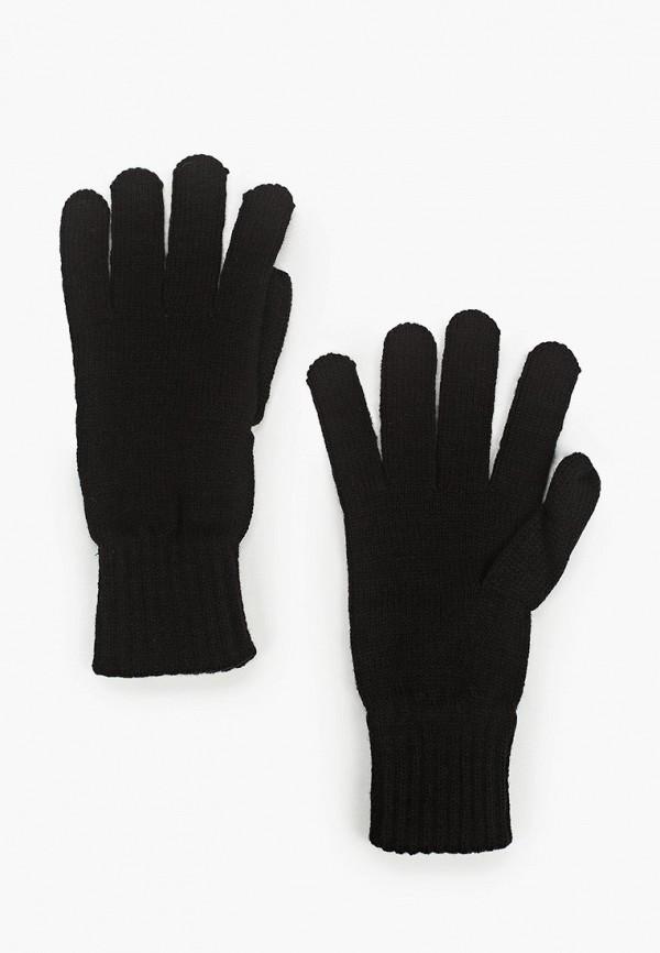 мужские перчатки lotto, черные