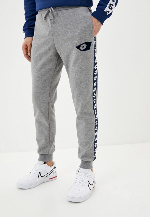 мужские спортивные брюки lotto, серые