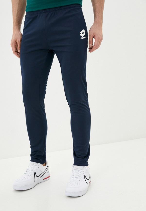 мужские спортивные брюки lotto, синие