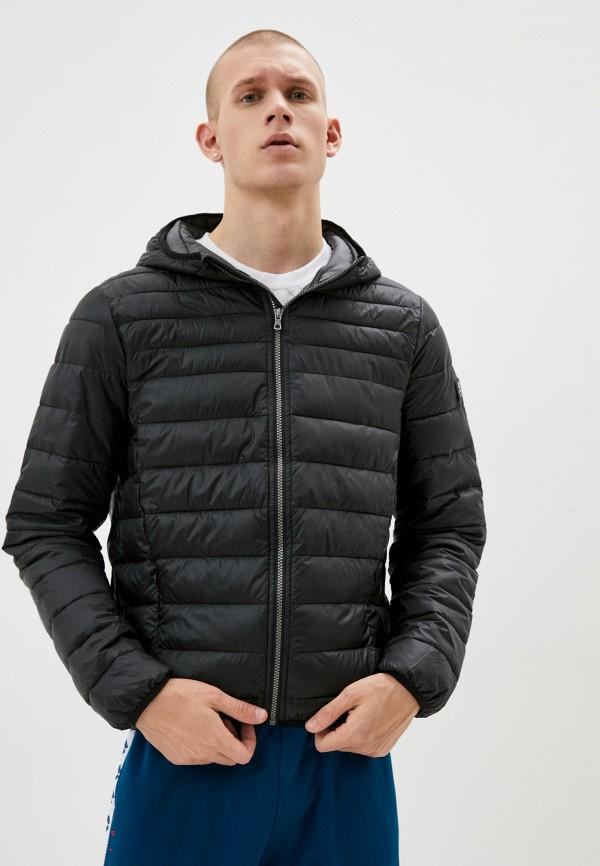 мужская куртка lotto, черная