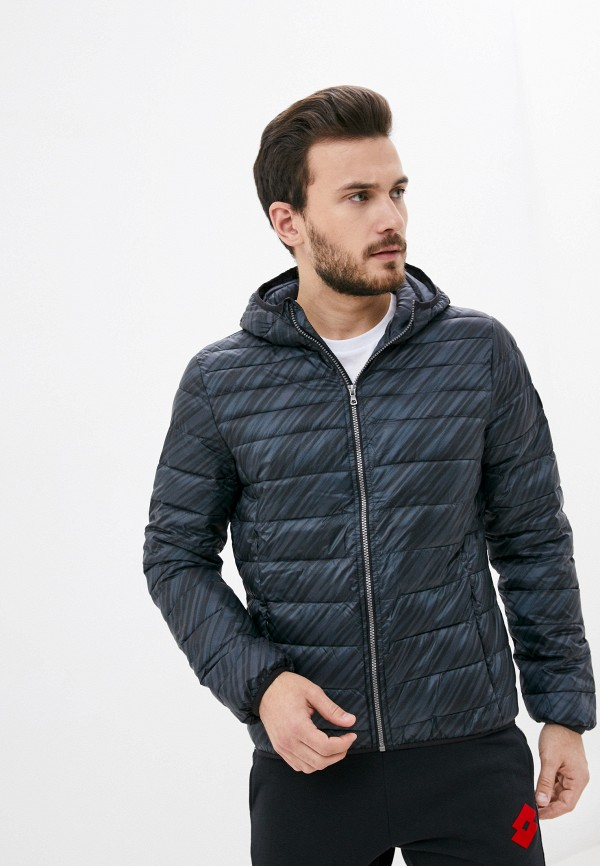 мужская куртка lotto, серая