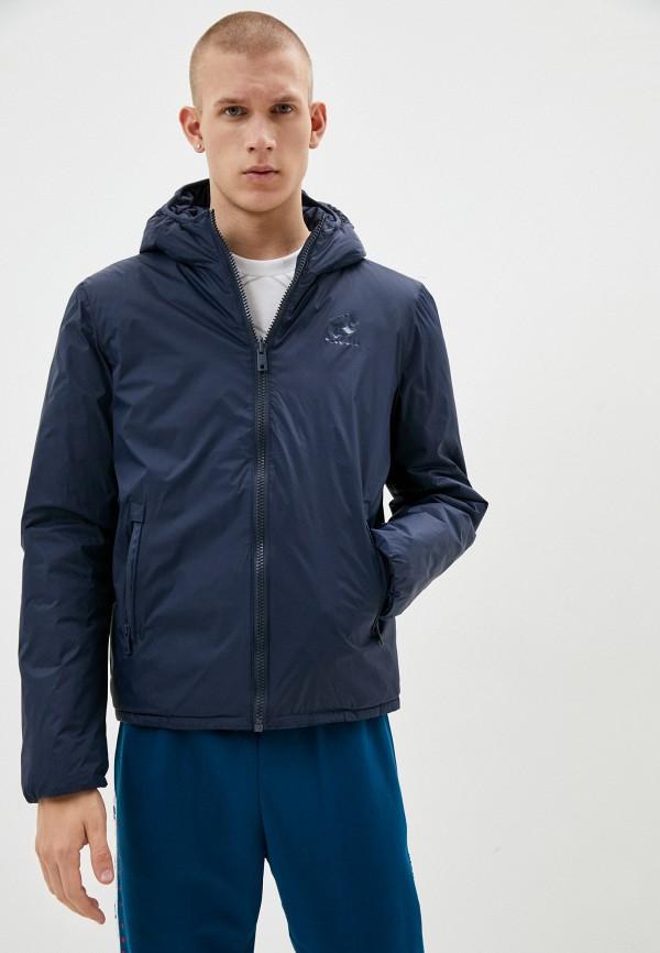 мужская куртка lotto, синяя