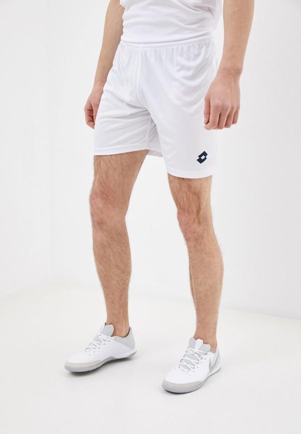 мужские спортивные шорты lotto, белые