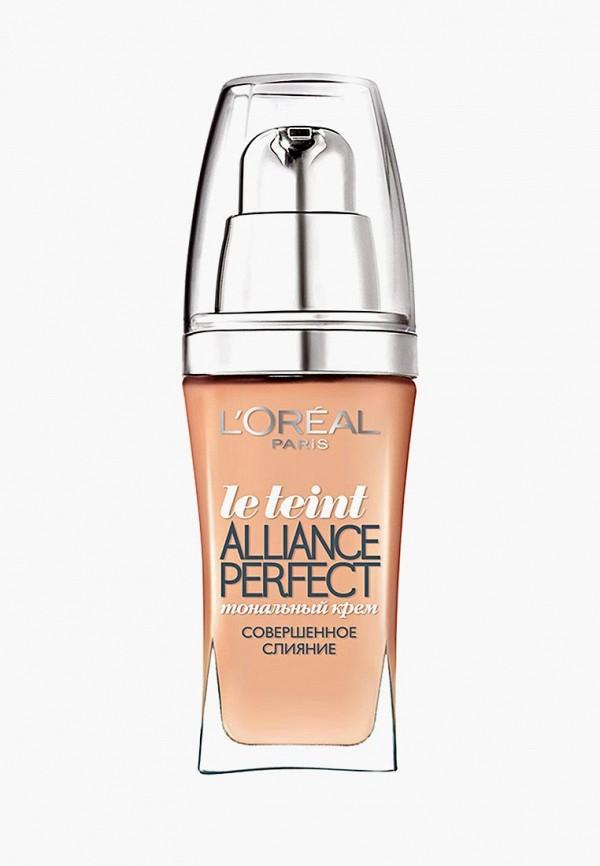Купить Тональный крем L'Oreal Paris, Alliance Perfect Совершенное слияние оттенок R2 Ванильный розовый 30 мл, lo006lwfjw35, бежевый, Осень-зима 2018/2019