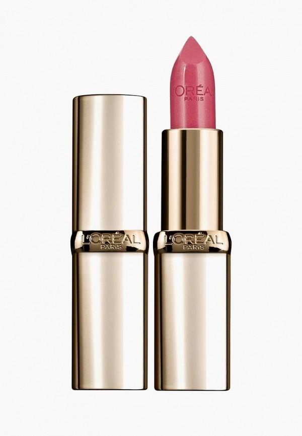 Купить Помада L'Oreal Paris, Увлажняющая Color Riche , оттенок 256, Игривый розовый, 7 мл, LO006LWHAJ47, Весна-лето 2018