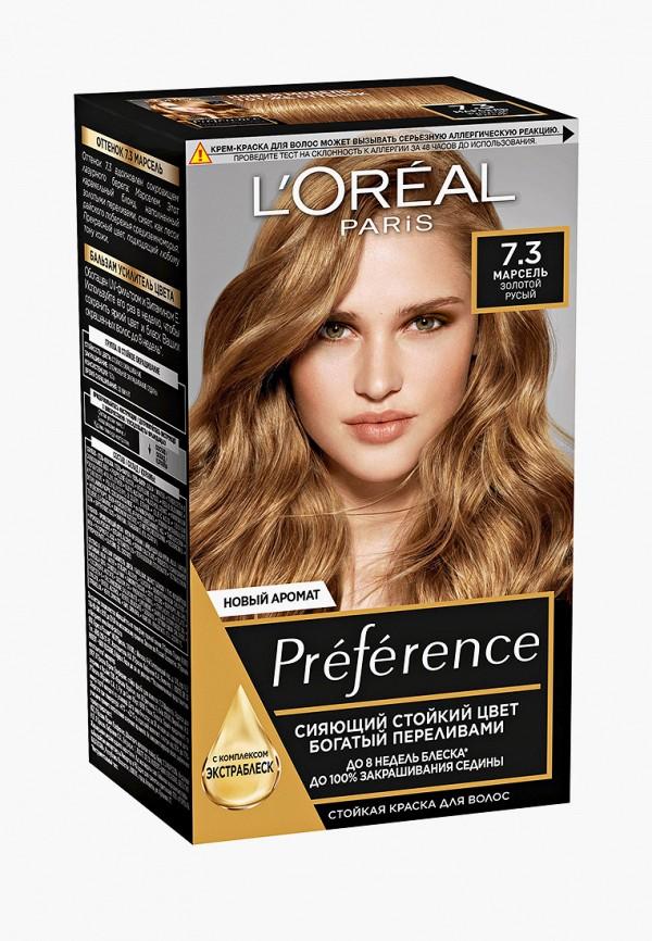 женский краска для волос l'oreal paris, золотой