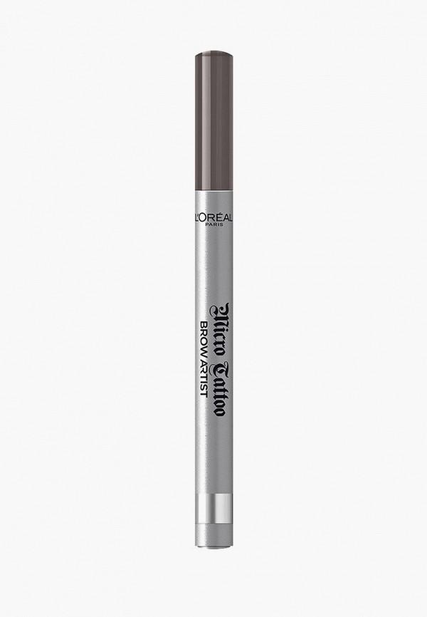 женский карандаш для бровей l'oreal paris
