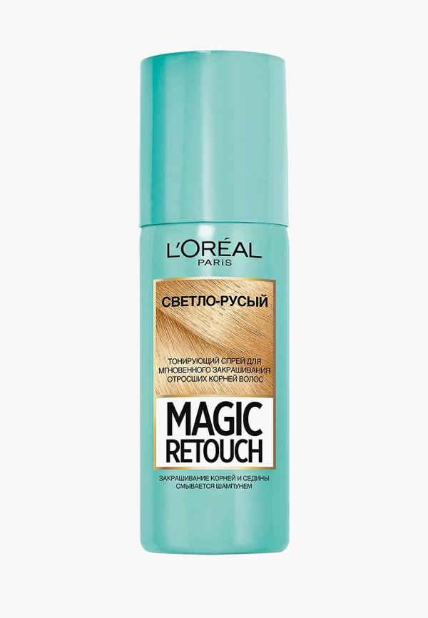 Купить Тонирующее средство для волос L'Oreal Paris, Magic Retouch Светлый Русый, LO006LWMBH41, прозрачный, Весна-лето 2018