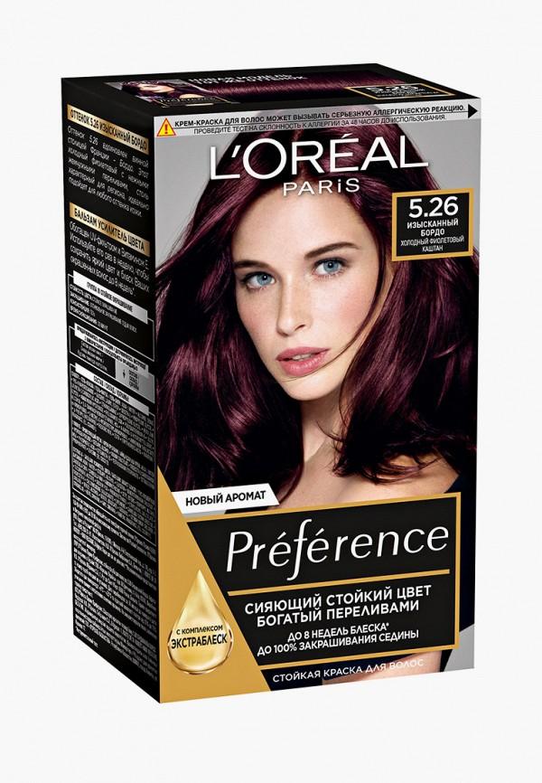 краска для волос l'oreal paris
