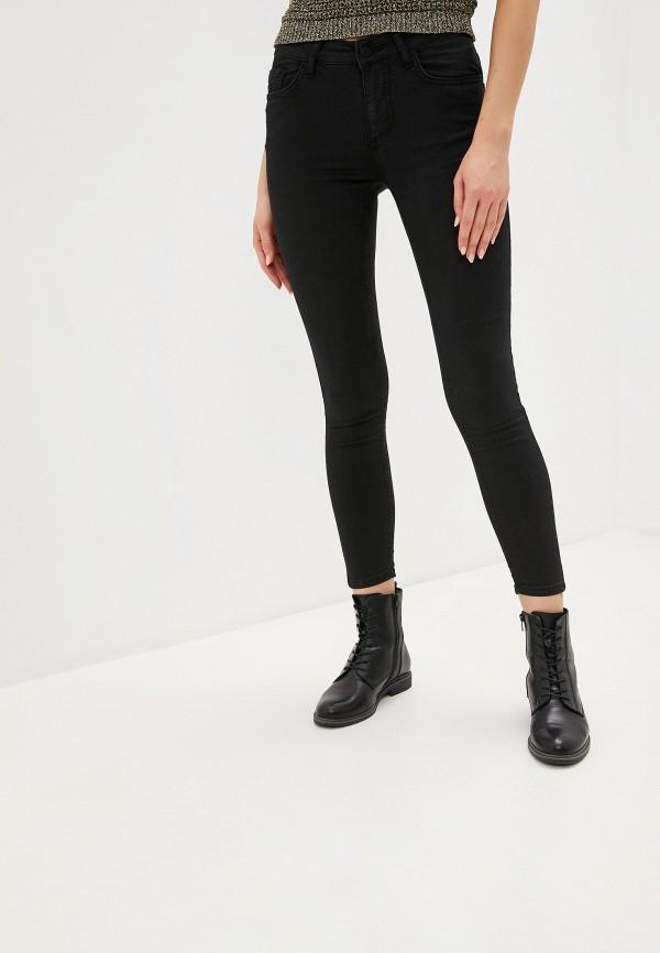 женские джинсы love my body, черные