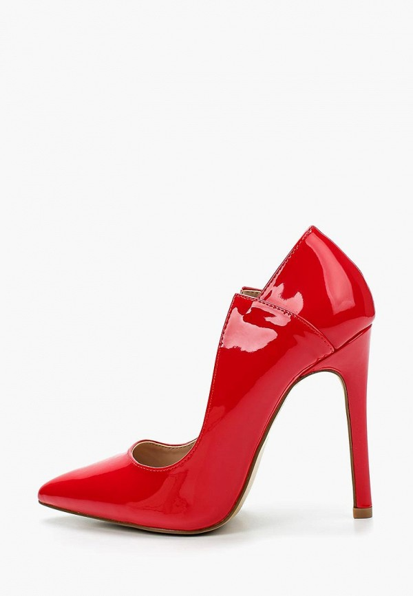 Купить женские туфли LOST INK красного цвета