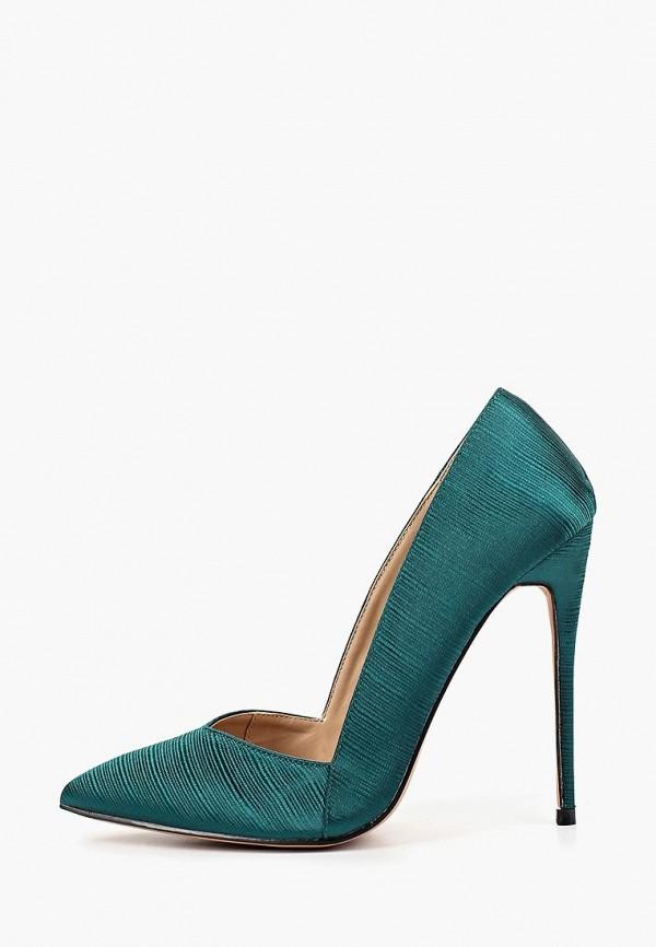 женские туфли lost ink, зеленые