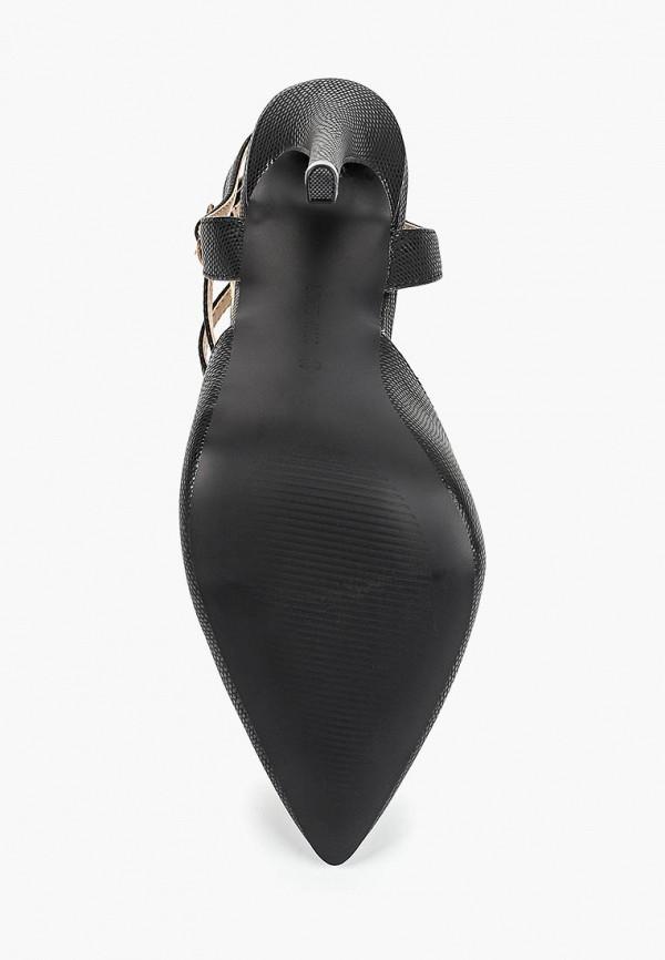 Фото 7 - женские туфли LOST INK черного цвета