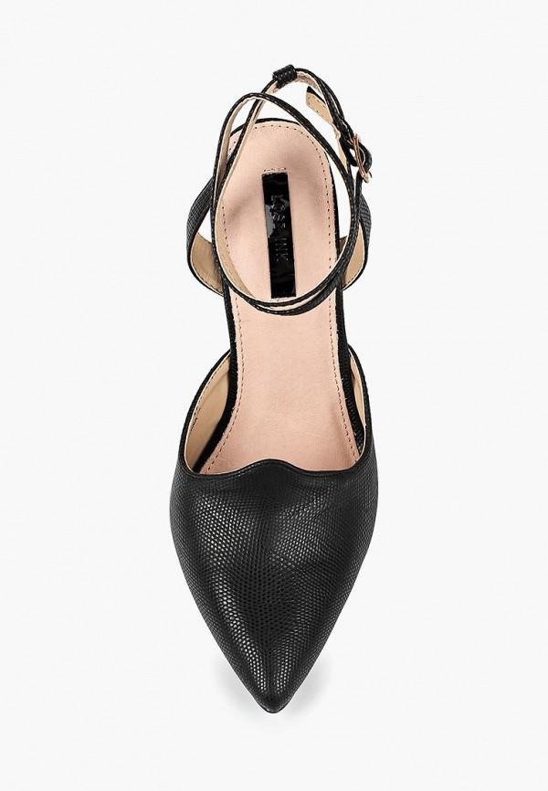 Фото 8 - женские туфли LOST INK черного цвета