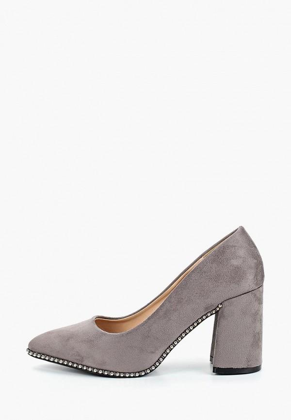 женские туфли lost ink, серые